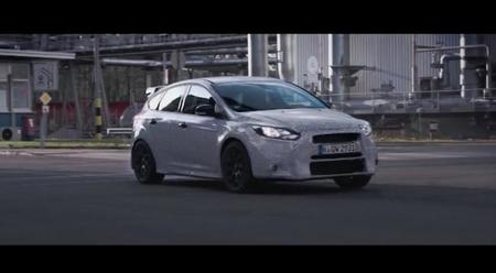 Ford Focus RS 2016, en video y conducido por Ken Block