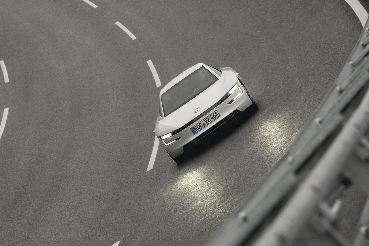 Foto de Volkswagen XL1 2013 (43/49)
