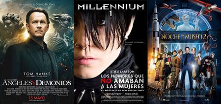 Taquilla española: Robert Langdon aguanta el tirón de Millenium