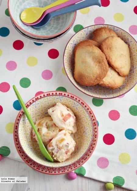 Paseo por la gastronomía de la red: helados caseros para todos