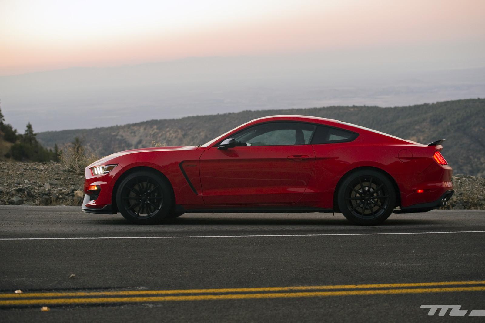 Foto de Ford Mustang Shelby GT350, prueba (20/40)