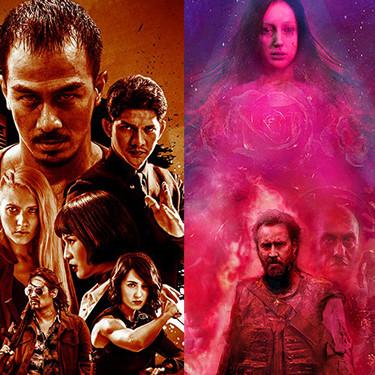 Las 17 mejores películas de acción de 2018