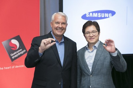 Qualcomm Samsung Snapdragon 835