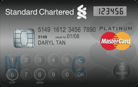 Mastercard le pone pantalla y teclado a su última tarjeta