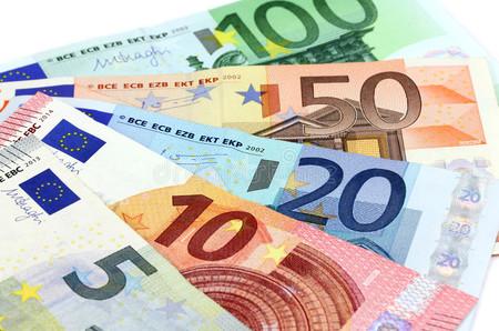 Billetes De Banco Europeos Moneda Euro De Europa Euros 62242577