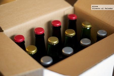 Suscripción a cervezas - envío
