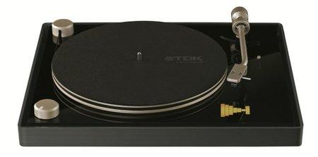 TDK Belt Drive USB, el giradiscos retro que reproduce MP3