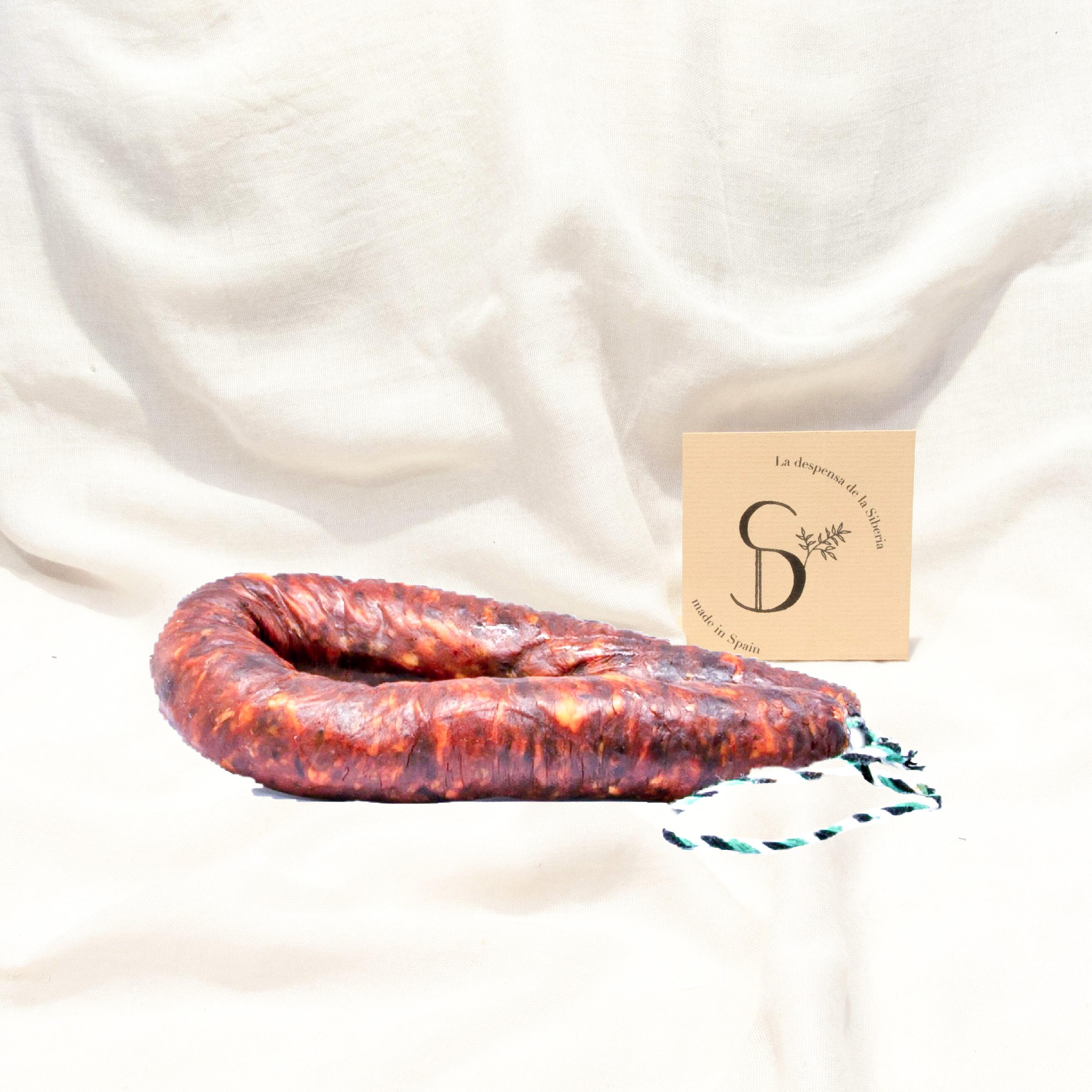 Chorizo de venado (400g) de La Despensa de La Siberia