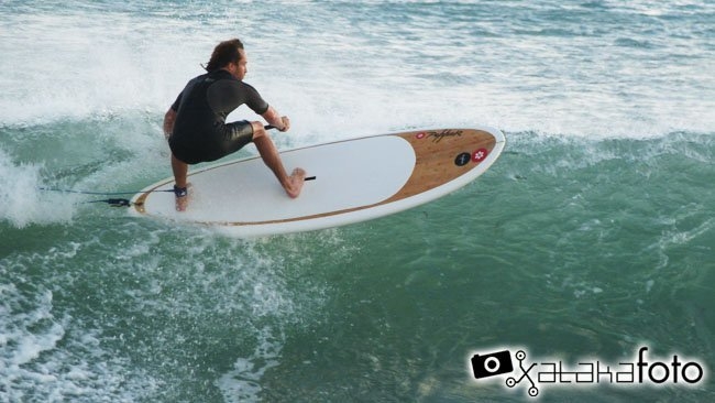 Surf con Panasonic Lumix FZ48