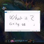 Wunder eleva el trashtalk a la categoría de arte al usar el Paint para los usuarios de Pro View
