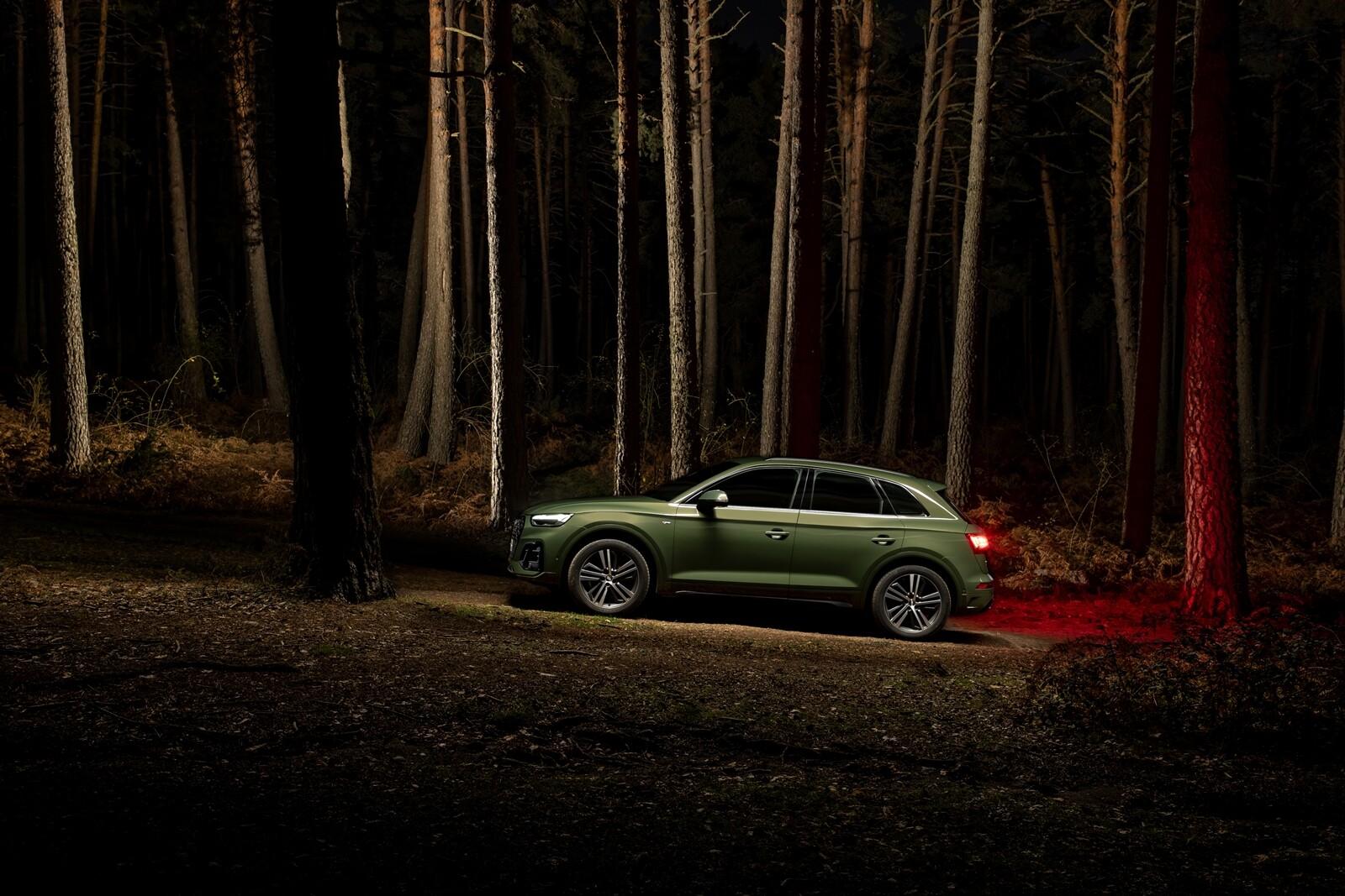 Foto de Audi Q5 2020, prueba (40/52)