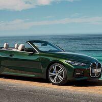 El BMW Serie 4 Convertible 2021 vuelve al techo de lona y llega con hasta 374 hp