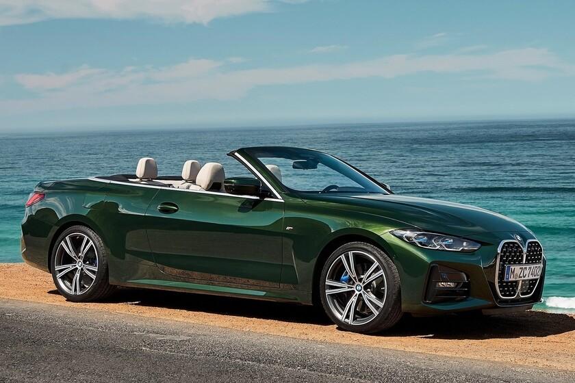 BMW Serie 4 convertible 2021: Características, fotos e ...