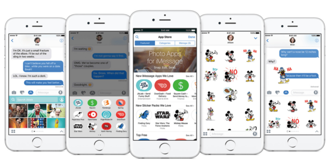 Ios 10 Imessage App Store