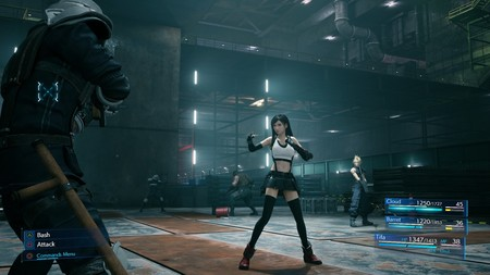 Final Fantasy VII Remake - Tifa