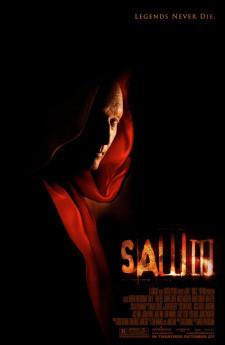 Poster americano de Saw 3