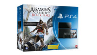 Se confirma lo inevitable: pack de PS4 más 'Assassin's Creed IV: Black Flag' (actualizado)