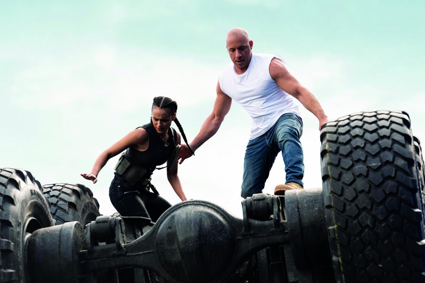 Fast & Furious 9 Dominic Toretto inicios
