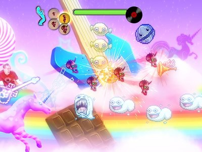 Air Guitar Warrior quiere que desempolves el Kinect de Xbox One... y pierdas toda tu vergüenza