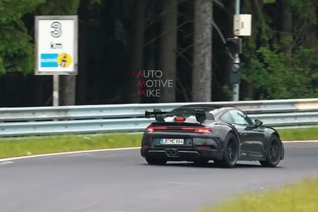 Porsche 911 Gt3 2021 2