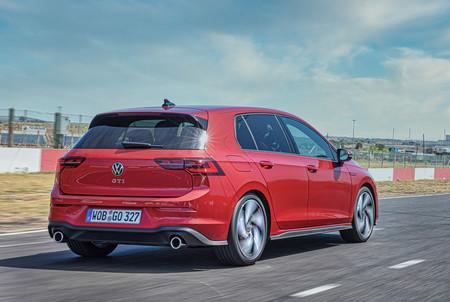 Volkswagen Golf Gti 2021 6