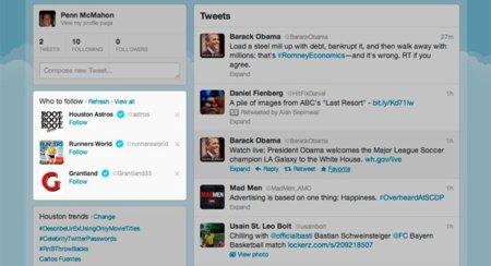 Twitter te recomendará a quién seguir en función de las webs que visites