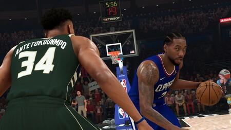 'NBA 2K21' es el nuevo juego gratuito de la Epic Games Store para que lo descargues y conserves para siempre