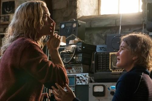 'Un lugar tranquilo': un concepto perfecto para una película de terror en una peripecia post-apocalíptica imperfecta