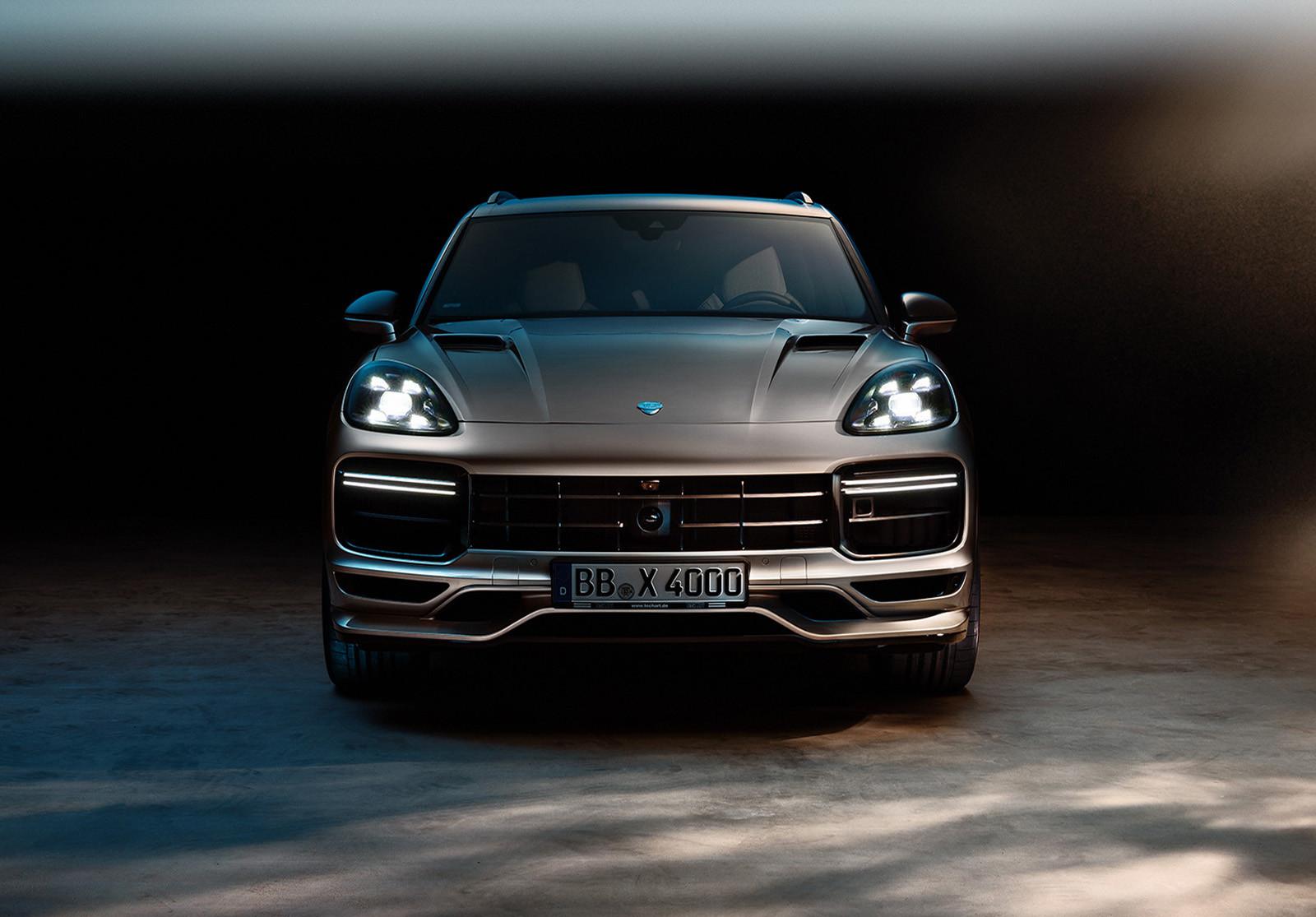 Foto de Techart Porsche Cayenne Turbo (3/21)