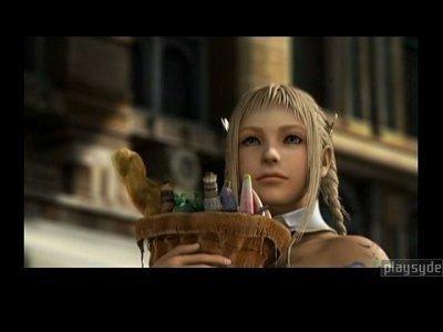 (spoiler) FFXII, CG del final del juego