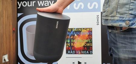 Sonos Move Oficial Altavoz Inteligente Portatil