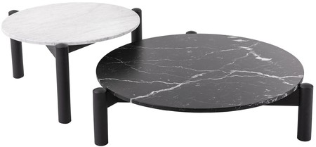 Cassina Table A Plateau Interchangeable Cassina Mesita
