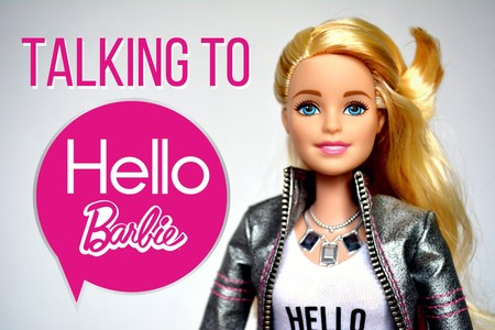 Barbie Hello