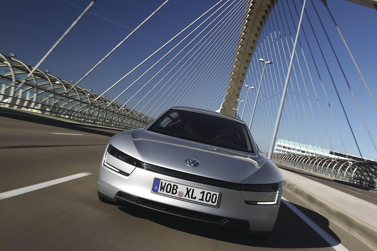 Foto de Volkswagen XL1 2013 (26/49)