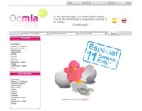 Oomia, lista de objetos perdidos a lo web 2.0
