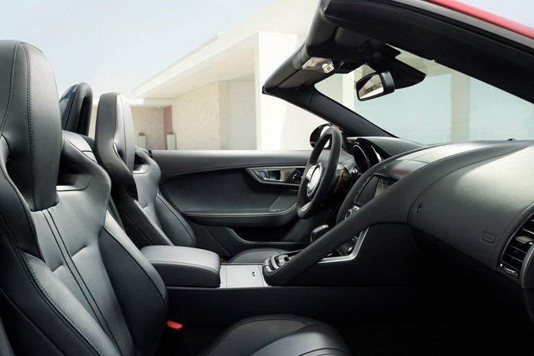 Foto de Jaguar F-Type (15/19)