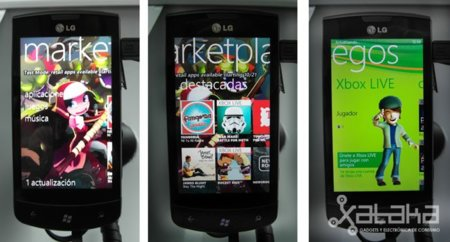 Windows Phone 7, primeras impresiones (II)