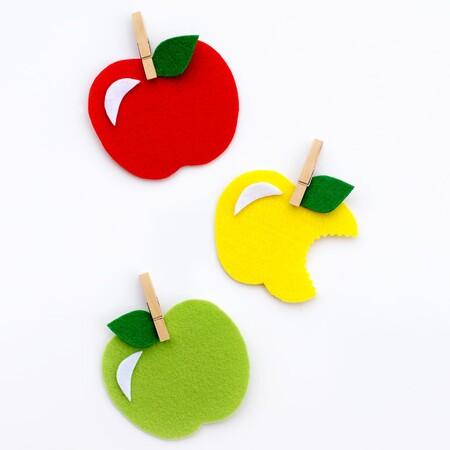 Felt Apple Craft 1