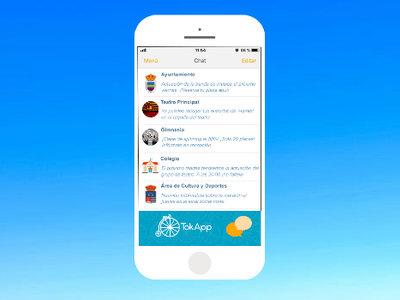 TokApp, la app española de mensajería instantánea para empresas que nació antes que WhatsApp Business