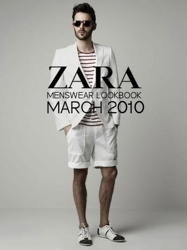 Lookbook de Zara del mes de marzo