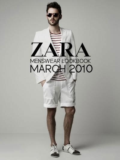 Lookbook de Zara del mes de marzo