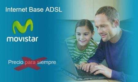 Movistar subirá de nuevo el ADSL en enero para empujar más a Fusión