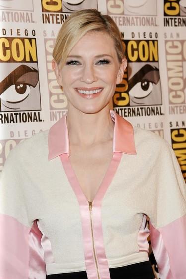 ¿Cate Blanchett tuvo un mal día? No a todas les sienta bien el estilo preppy