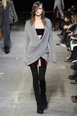 Foto de Alexander Wang, Otoño-Invierno 2010/2011 en la Semana de la Moda de Nueva York (15/20)