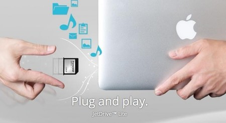Transcend JetDrive Lite, amplía la memoria de tu Mac sin dolor