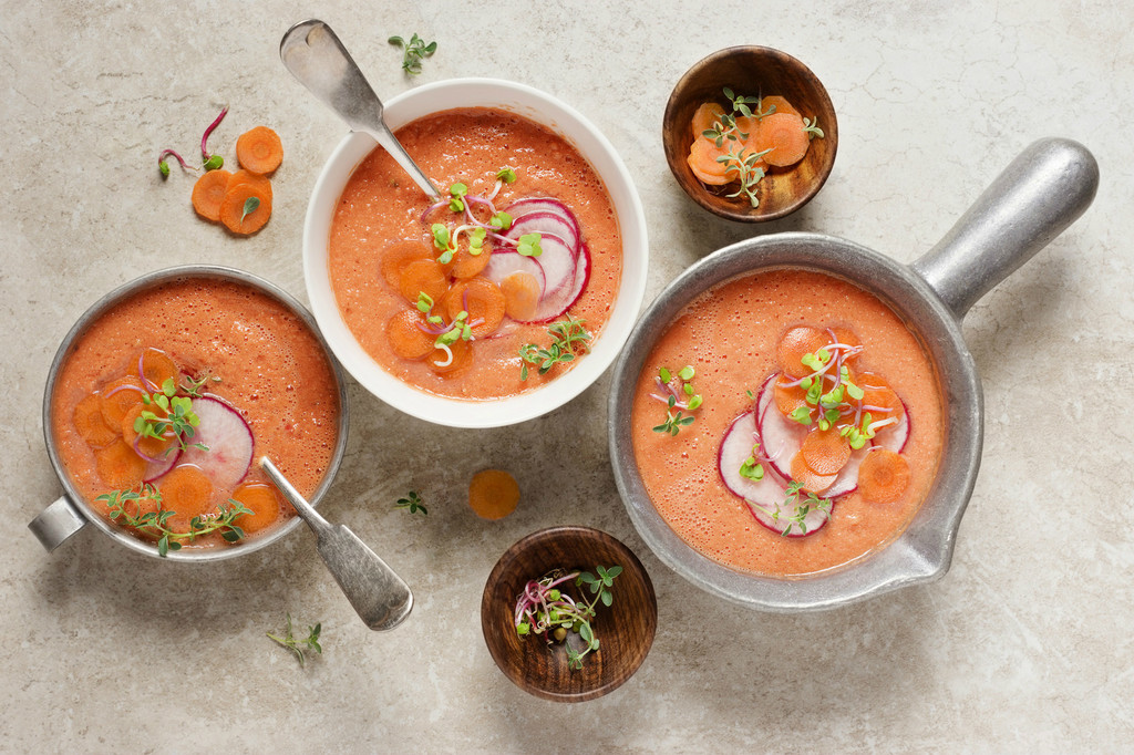 Este verano dominarás el gazpacho: siete trucos imprescindibles