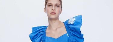 Zara nos propone los vestidos de invitada más ideales para lucir en la temporada de bodas, bautizos y comuniones
