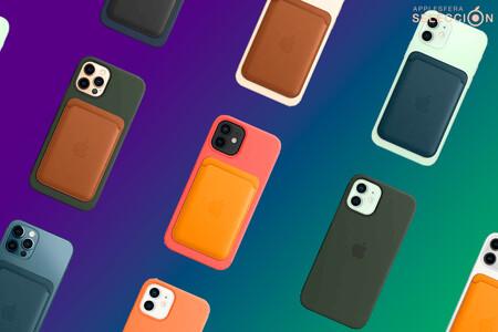 La cartera de piel con MagSafe oficial de Apple para iPhone 12 a 32,50 euros en Amazon, ¡a mitad de precio!