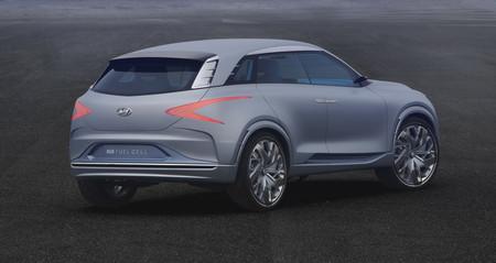Hyundai Fe Fuel Cell Concept 5