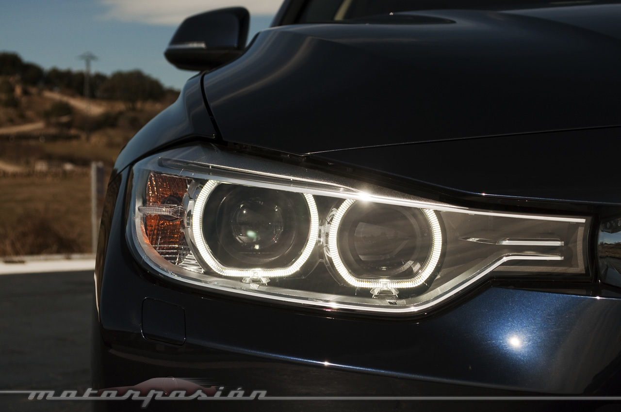 Foto de BMW Serie 3 (presentacion) (13/18)